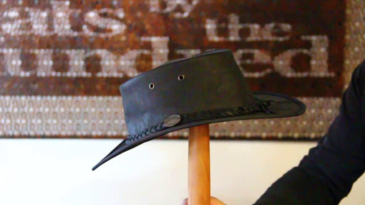 Barmah 1019br Sundowner Kangaroo Dark Brown