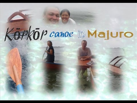 Canoe Trip with Ami to Marshall Islands Resort