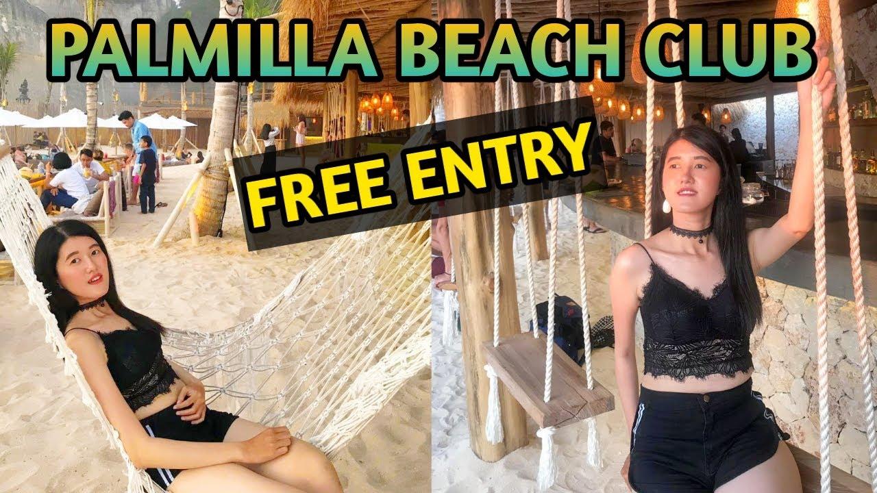 REVIEW PALMILLA BALI | BEACH CLUB BARU DI BALI - YouTube