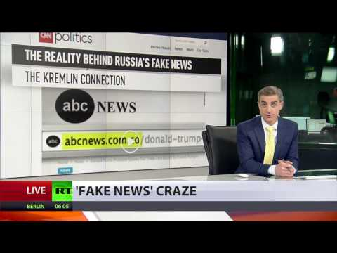 Fake news created as part of Russian propaganda - media