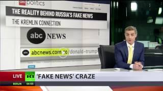 Fake news created as part of Russian propaganda   media