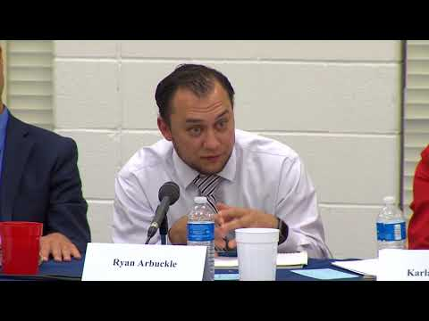 Ryan Arbuckle's Position on Discipline Bias In Montgomery County Public Schools