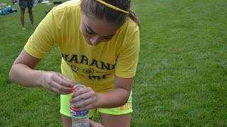 All-Camp Games at Harand Theatre Camp 2014