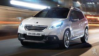 Новинка! Кроссовер последнего поколения Peugeot 2008