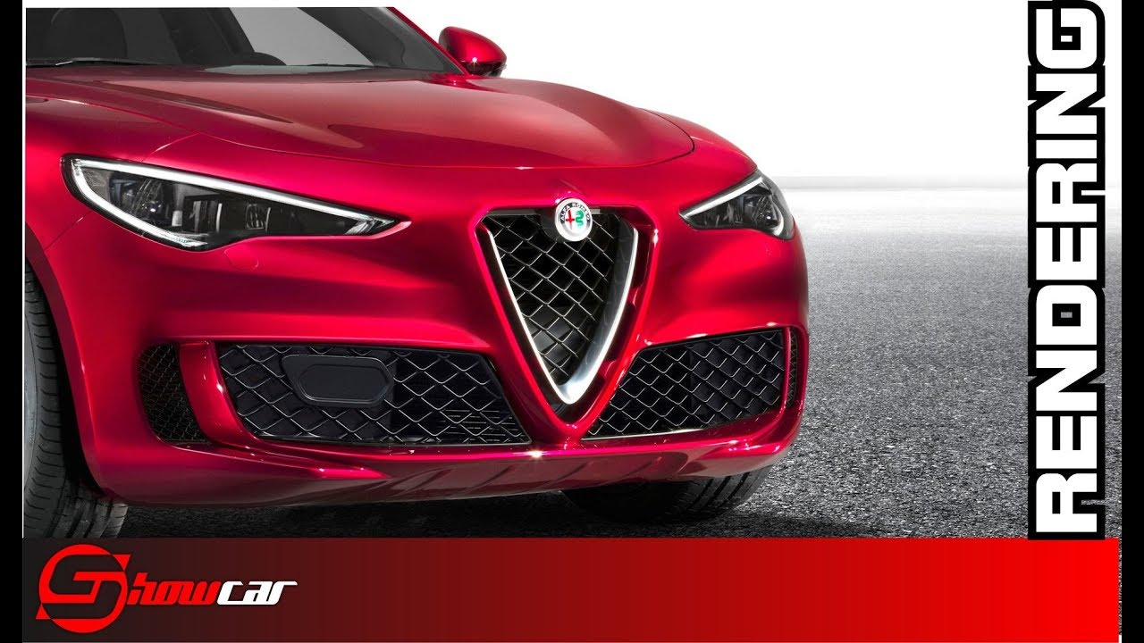 Alfa Romeo Giulietta 2019 Rendering Youtube