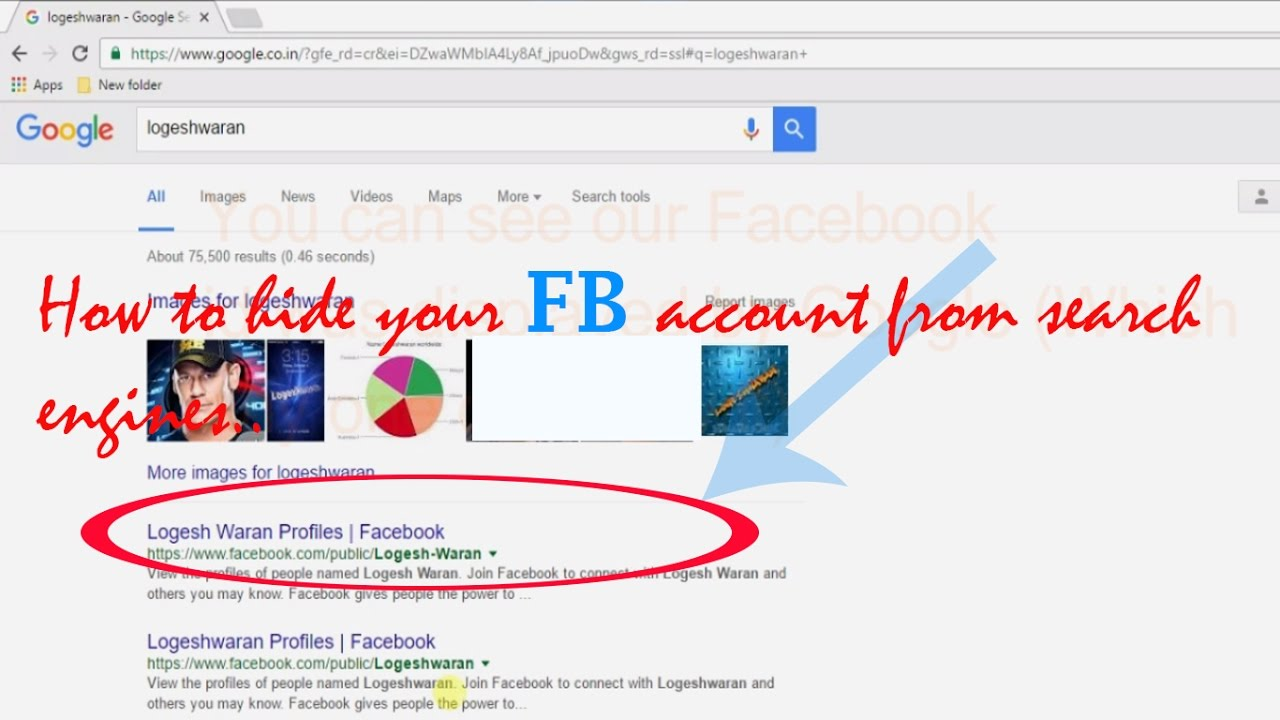 [Privacy Tip] How to Hide your Facebook profile From Search Engines  [Tutorial]