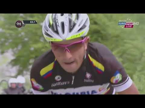 Cycling - Giro d'Italia 2014 - Stage 20