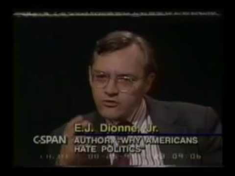 Why Americans Hate Politics: How to Fix the Political System (1991)
