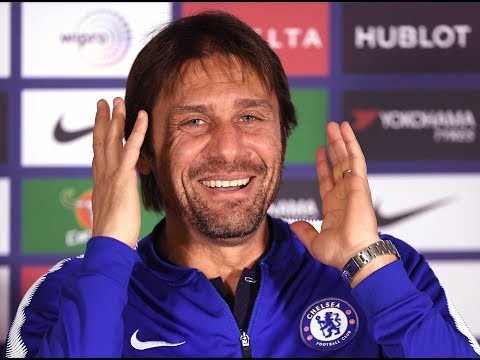 Antonio Conte Press Conference | West Brom v Chelsea