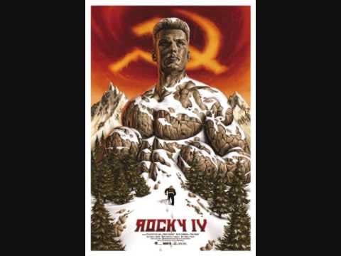 WAR - ROCKY IV  (New version - special remix)