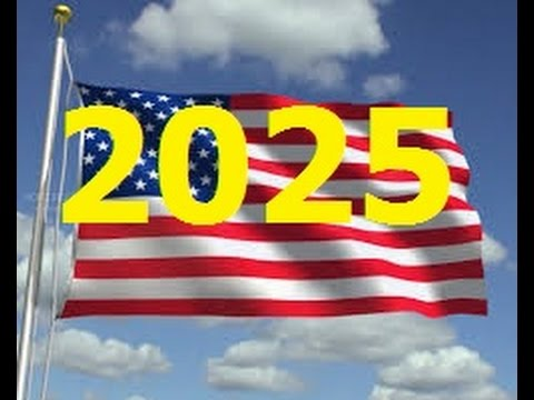 YEAR 2025 United States Of America 80% Depopulation
