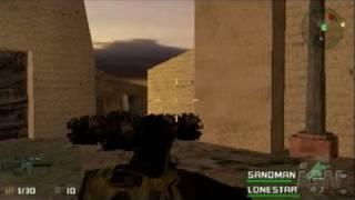 SOCOM: U.S. Navy SEALs Fireteam Bravo Sony PSP Gameplay -