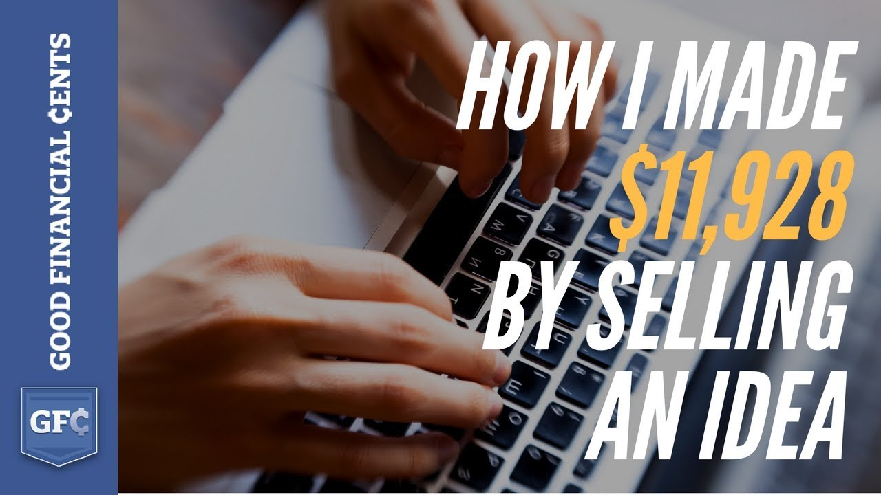 How I Made $11,928 By Selling an Idea [Product Validation Case Study]
