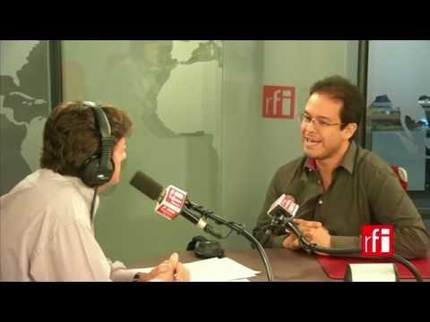 Leonardo García Alarcón con Jordi Batallé en RFI