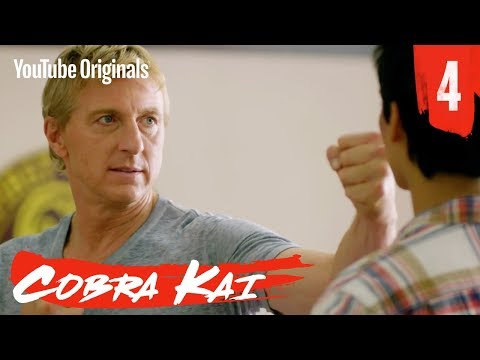 """Cobra Kai Ep 4 - """"Cobra Kai Never Dies"""""""