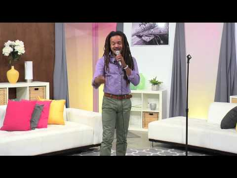 Comedian George Blake Every Way Woman Talk Show