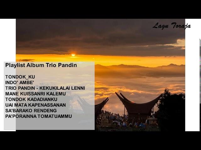 Album Trio Pandin
