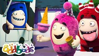 Zee VS The Turkish Ice Cream Seller   Episode by Oddbods
