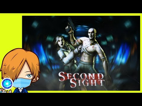 Second Sight PC First Minutes HD 60Fps An Amazing Classic Game  