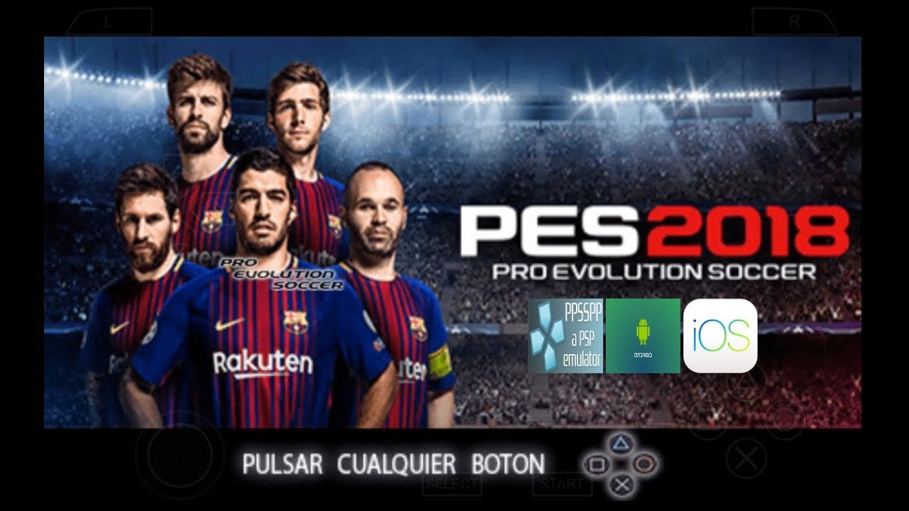 download game ppsspp pes 2018 save data