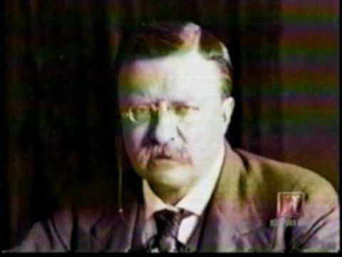 HIS 202 26. President Teddy Roosevelt Part One