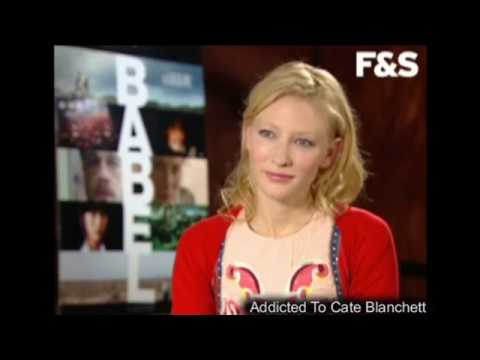 Cate Blanchett - Talks About Her Children, Motherhood And Acting - Babel Interview 2006