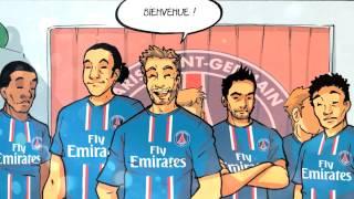 bande-annonce PSG Academy - T.1 Une Equipe de rêve