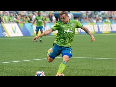 Seattle Sounders - Morris Goal Leads Sounders to 1-0 Win in Houston
