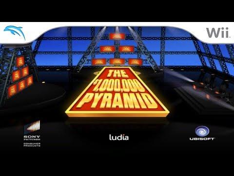 The $1,000,000 Pyramid | Dolphin Emulator 5.0-7157 [1080p HD] | Nintendo Wii