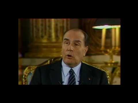 François Mitterrand sur le marché commun et la PAC