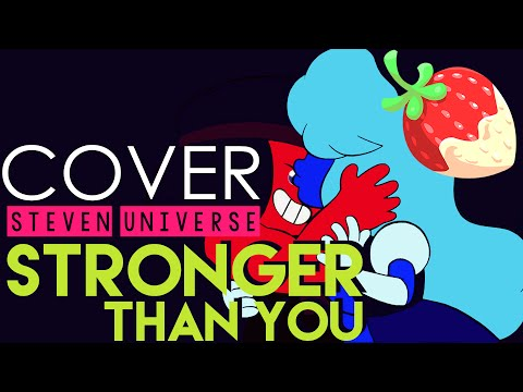 """""""Stronger Than You"""" - Steven Universe (Cover By Sapphire)"""