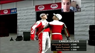 FIGHT! (Ep.3) NASCAR 2005 Chase For The Cup