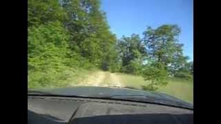 AC/DC 3in1- off road near Bor - Serbia