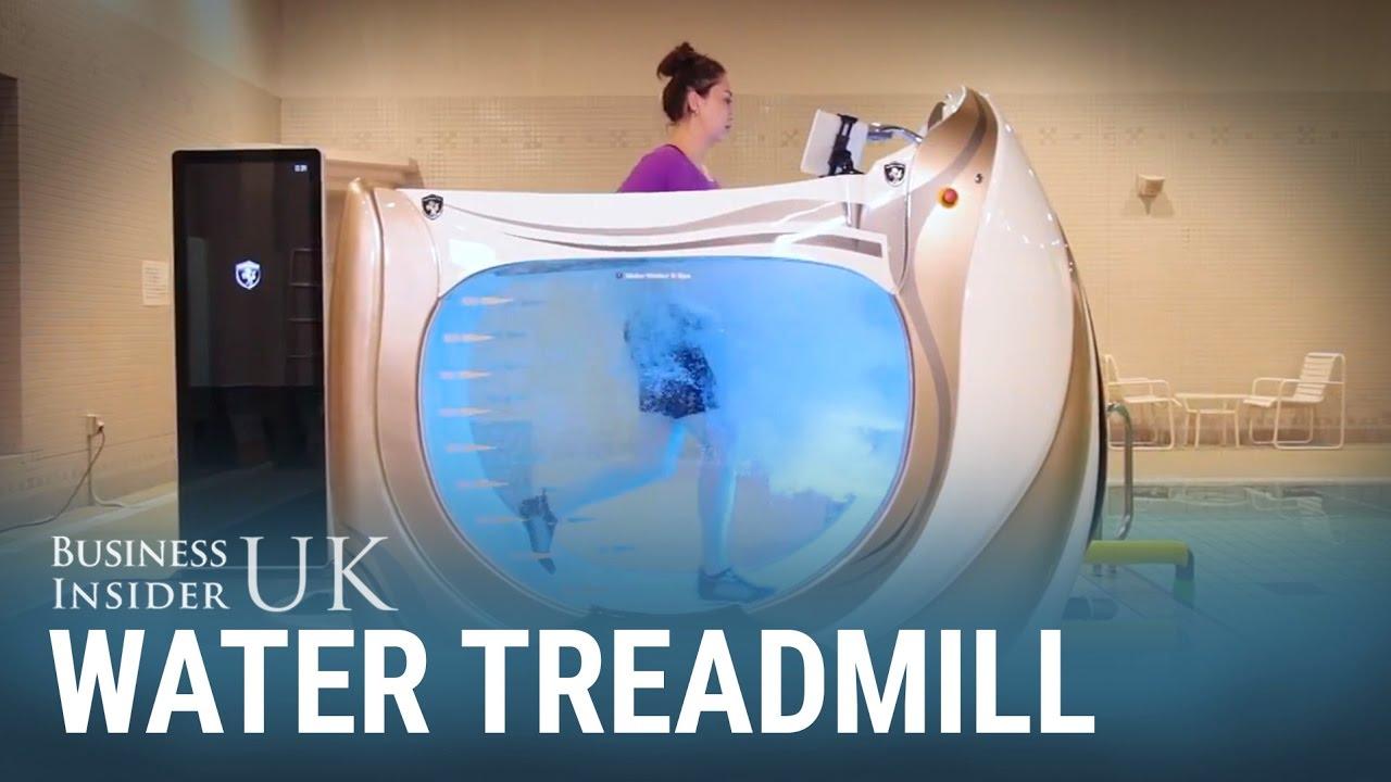 underwater treadmills look fun but cost around 16369000