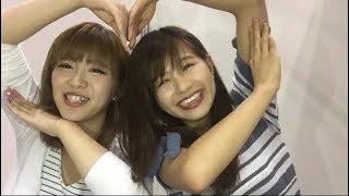 2017.6.10  showroom  谷川愛梨・森田彩花