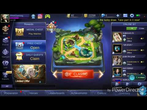 How To Get Your Lost Account Back  In Mobile Legends