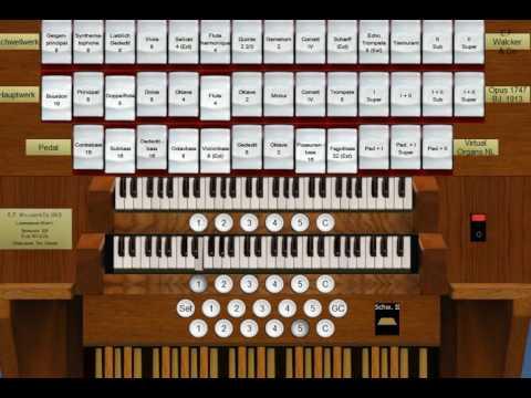 [Pipe Organ] Macintosh Plus - リサフランク420  現代のコンピュー
