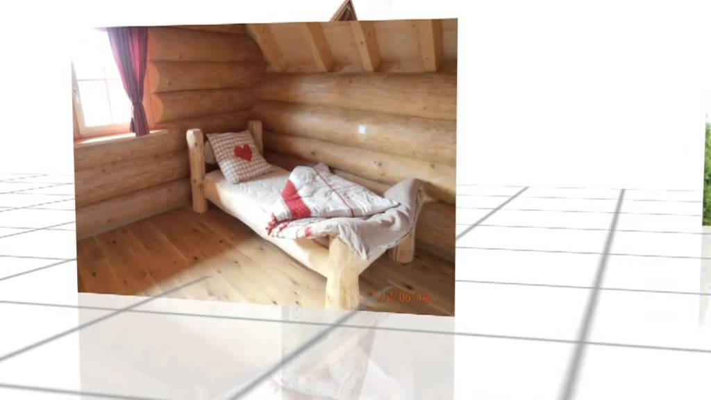 baumstammhaus morbach gonzerath ocb canada blockhaus team youtube. Black Bedroom Furniture Sets. Home Design Ideas