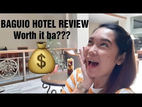 TRAVEL VLOG: BAGUIO HOTEL, PHILIPPINES + Bonding Time With Family