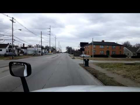 Bigrigtravels Live! - Louisville, Kentucky to Columbus, Ohio - Interstate 71 - January 27, 2017