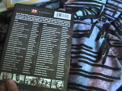 50 Musicals On 1 DVD