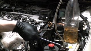 Honda Accord Civic ABS Bleeding & Fluid Replacement