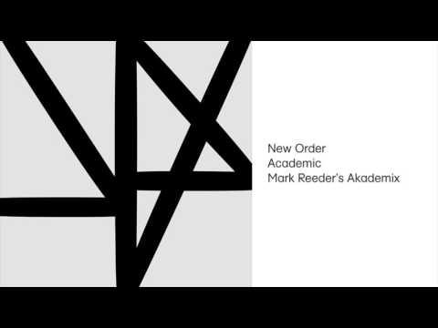 New Order - Academic (Mark Reeder's Akademix) (Official Audio)