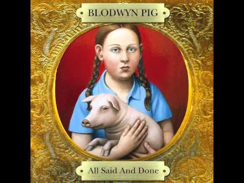 Blodwyn Pig - Cat's Squirrel -