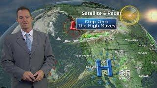 KPIX 5 Weather Forecast