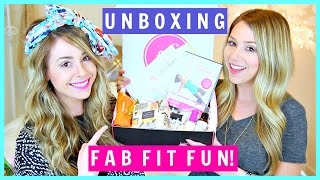 Unboxing/First Impression | FabFitFun SPRING VIP Box