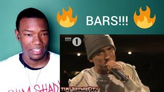 EMINEM THE LEGEND!!! - Eminem biggest ever freestyle in the world! - Westwood Reaction