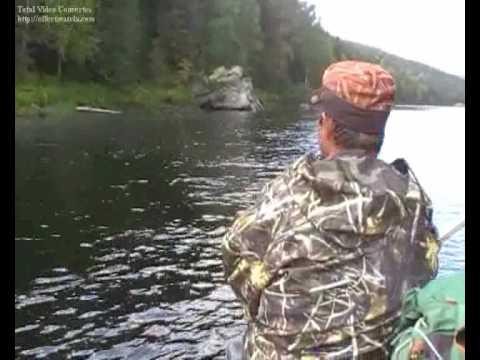 рыбалка на хариуса северный урал
