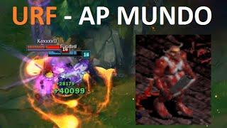 URF - AP Mundo Montage (The Butcher)