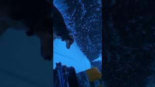 Едем на рыбалку на мотобуксировщике БАРС СЛЕДОПЫТ 15 Л. С